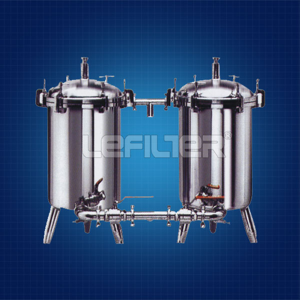 Water treatment equitment stainless steel