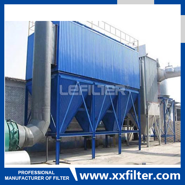 Low Pressure Long Bag Dust Collector