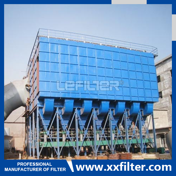Pulse Filter Shot Blasting Machine Filter Dust Coll
