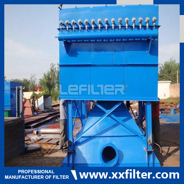 Cupola Furnace Dust Collector