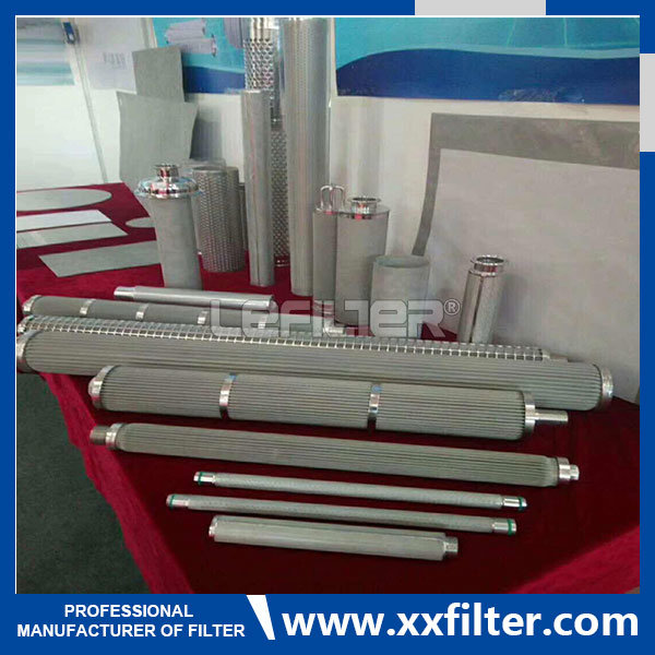 Oil and Gad Oil Filtration Sintered Mesh Filter
