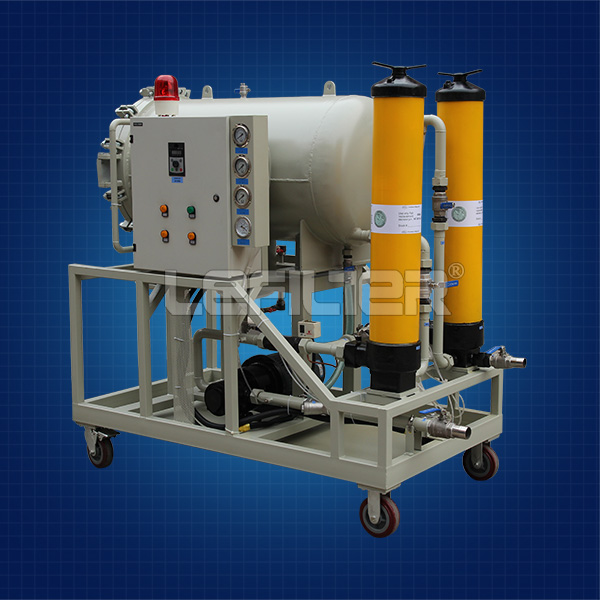 Coalescence Dehydration Oil Purifier Fil