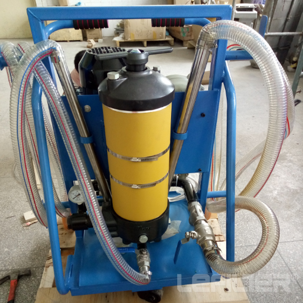 Lyc-B Series Mobile Hydraulic Oil Purifiers System
