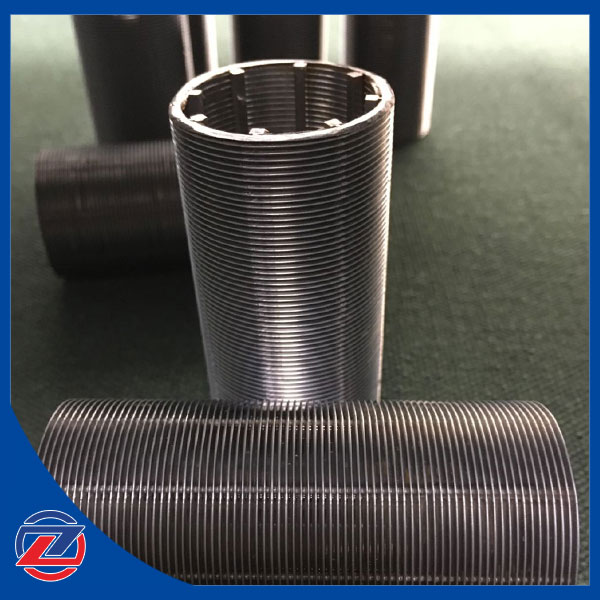 stainless wedge wire screen with 25micron slot for
