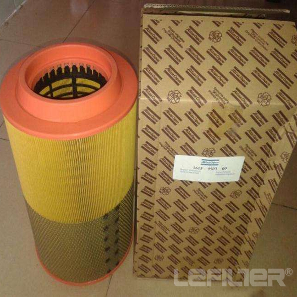 Atlas copco compressor air filter 1613800