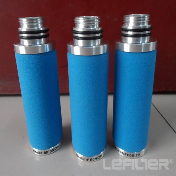 Ultrafilter Air Filter Element PE04/10、PE04/20、