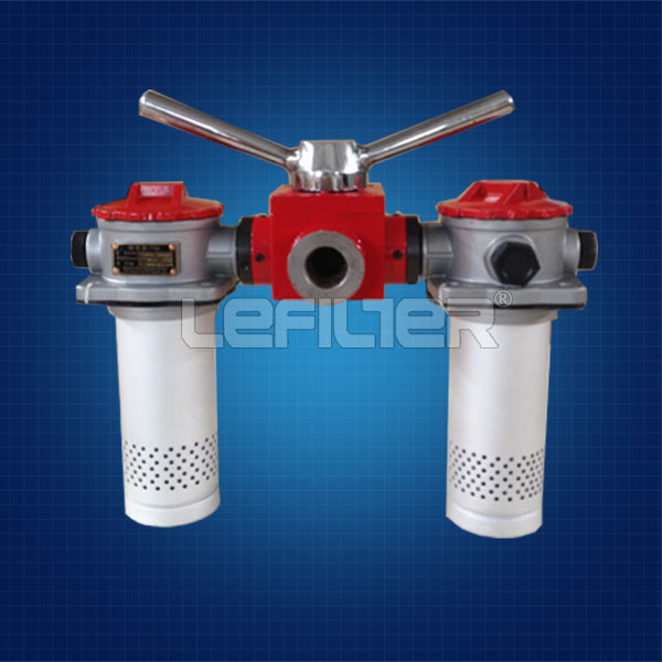 Leemin SLLF DUPLEX LUBRICATION FILTER SER