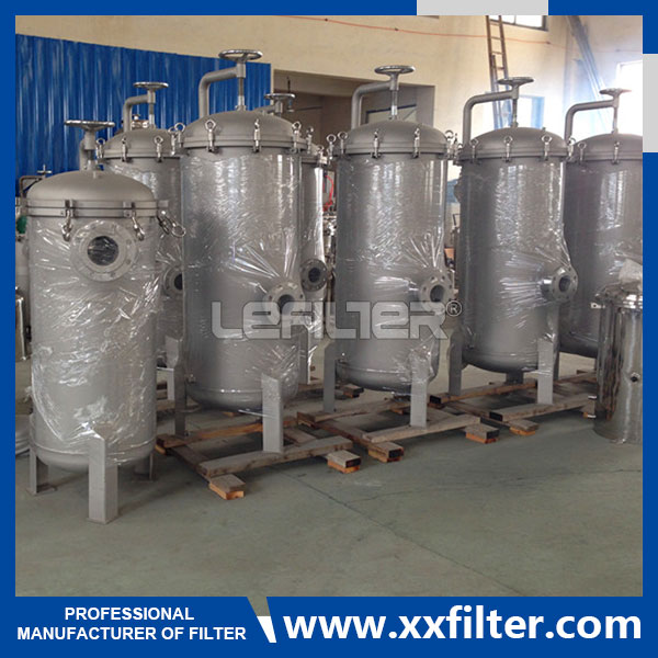 40'' Pall high flow rate  Stainless steel filter ho
