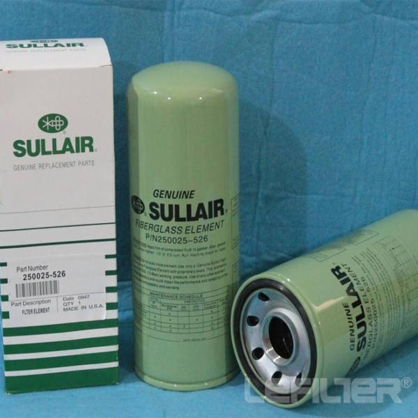 Supply Sullair LS10-40 oil cartridge filter 250025-