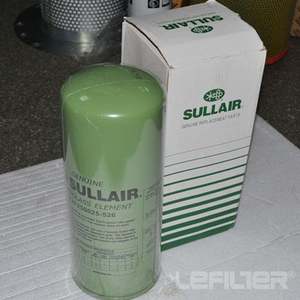 SULLAIR 250025-525 for Tefilter supply replacement