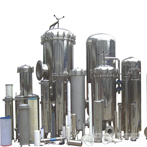 Water Treatment Stainless Steel Water Fil