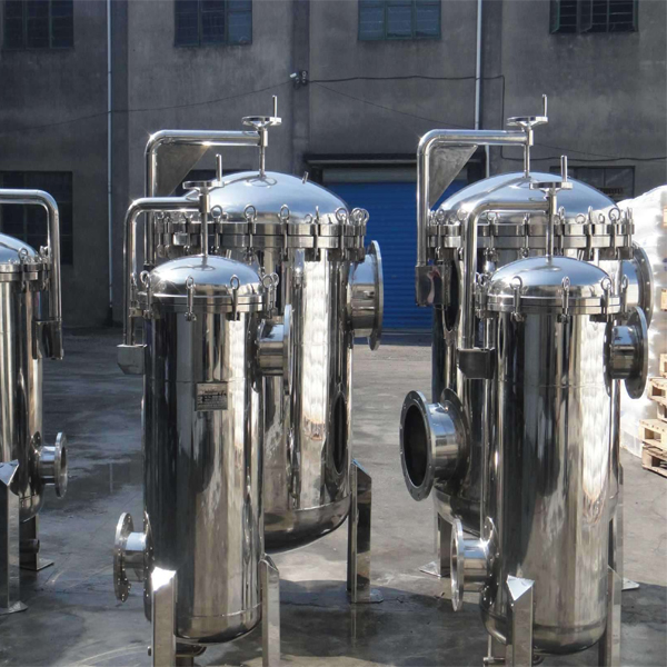Stainless Steel Water Filter Housing for