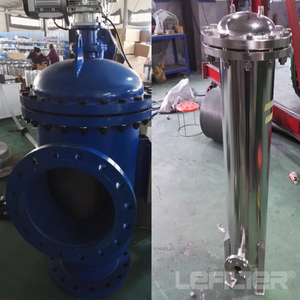 Stainless Steel Self Cleaning Filter Housing