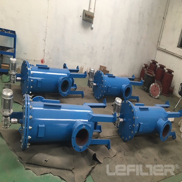 Industrial Water Treatment Multi-Cartridg