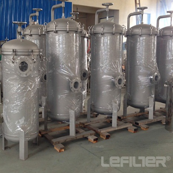 Sealing Carbon Water Filter For Pulp,Stainless Stee
