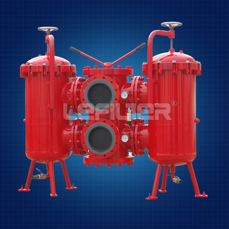 SLLF Duplex Lubrication Filter Series