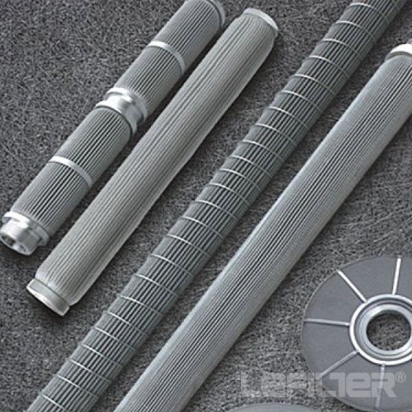 SS Sintered filter element candle filter