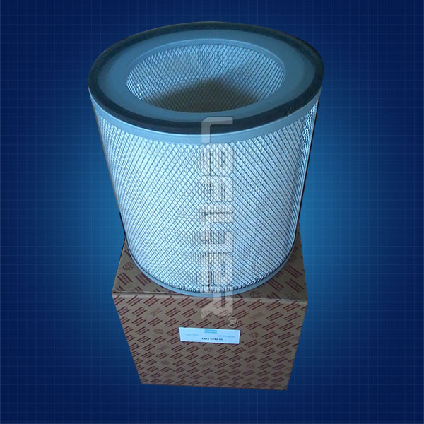 Replacement air filter element atlas copco 1621 574