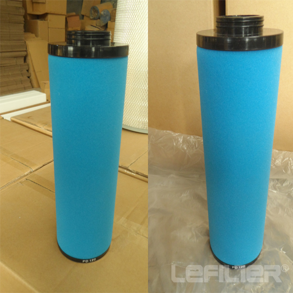High quality atlas copco air filter 1617-