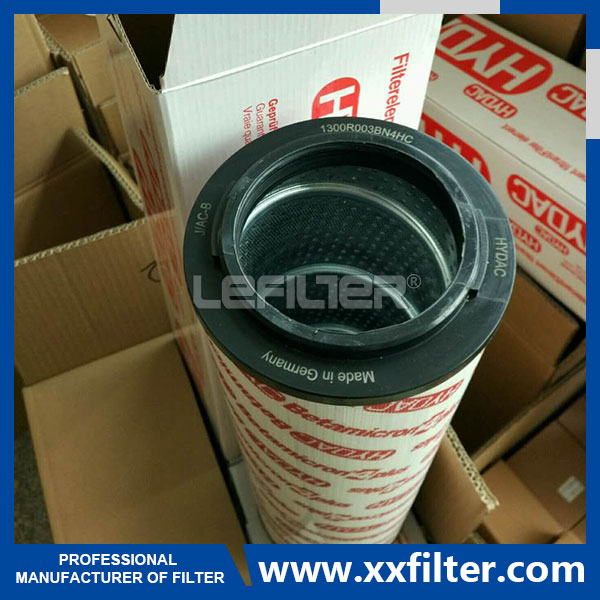 Replacement hydac lube oil filter 0165R010BN4HC