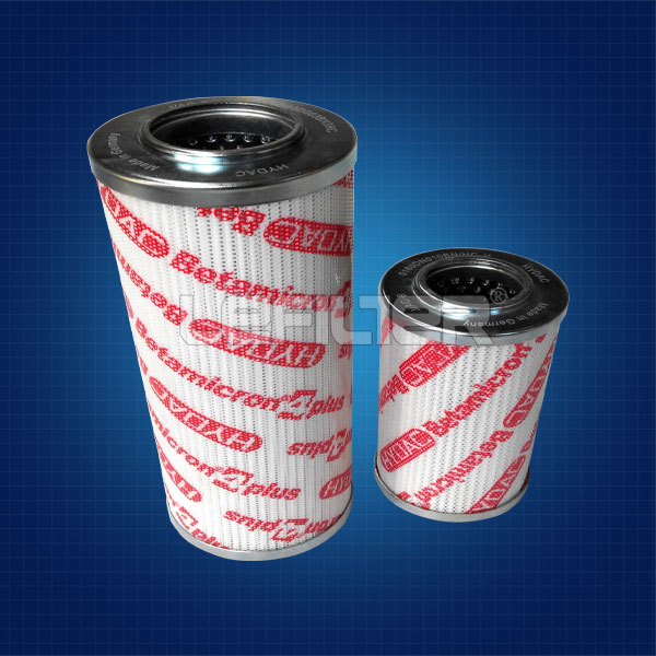 Hydraulic equipment replacement hydac filter 0240D0