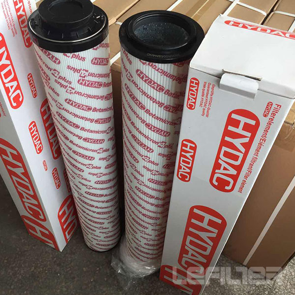 Lubricant and hydraulic oil filter hydac