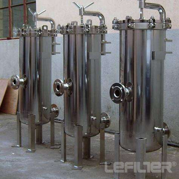 Stainless Steel Cartridge Filter Housing Manufactur