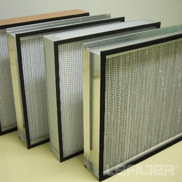high temperature Ultra-fine Fiberglass Hepa Filter