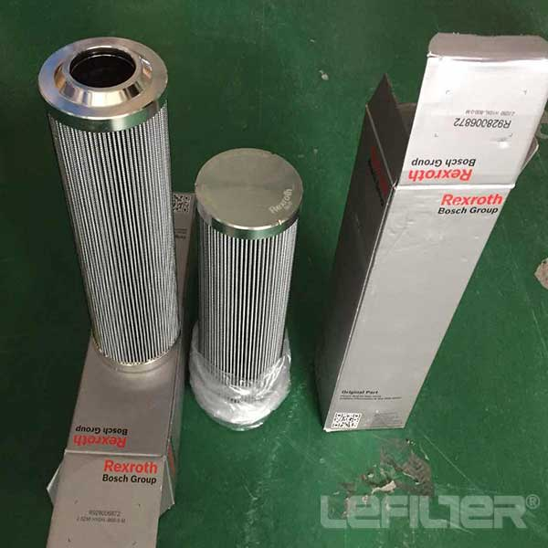 Rexroth hydrulic oil filtration filter R9