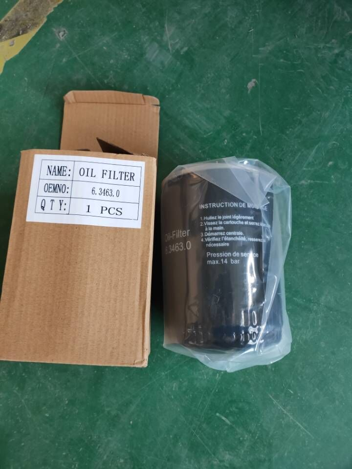 Spin on oil filter element 6.3462.0 fro kaeser comp