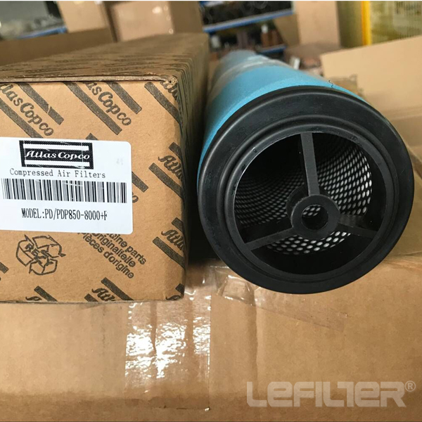 Atlas copco air filter PD850