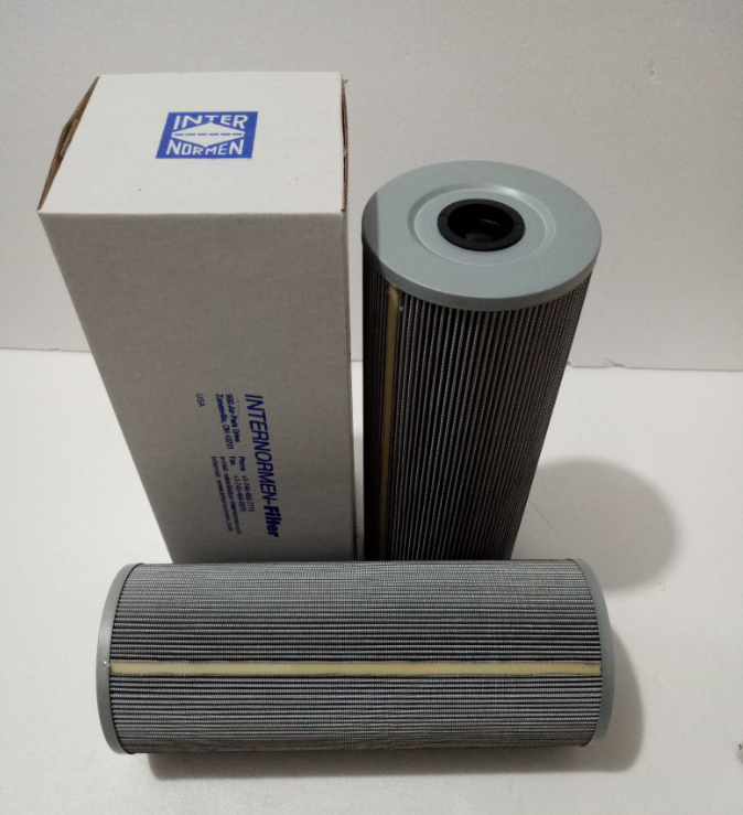 Replace Internormen hydraulic filter 01.NR 630.3VG.