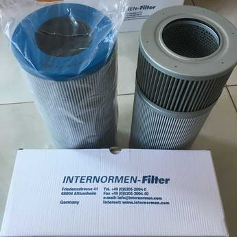 Internormen hydraulic oil filter element 01NR.1000.