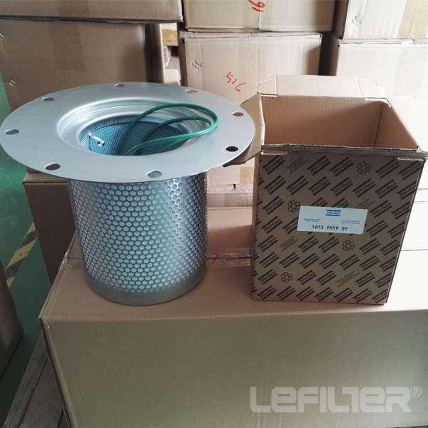 Atlas copco compressor separator part 1613955900