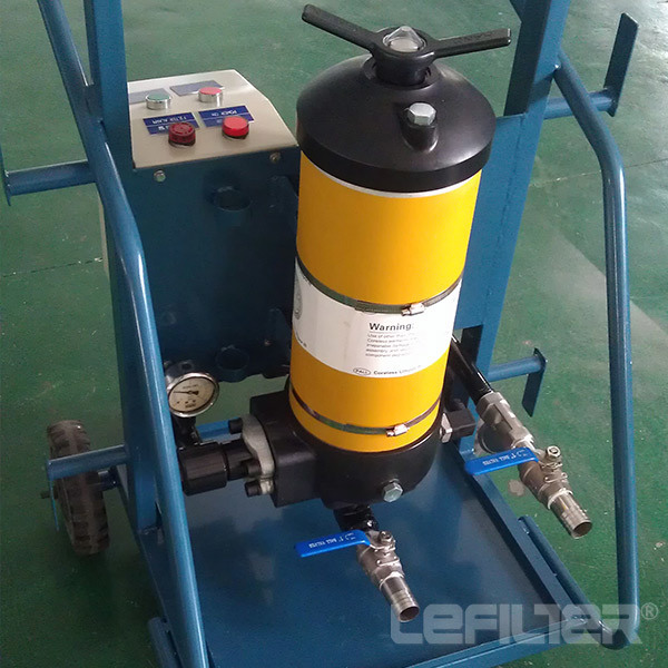 PALL PFC High Efficient Oil Filtration unit PFC8314