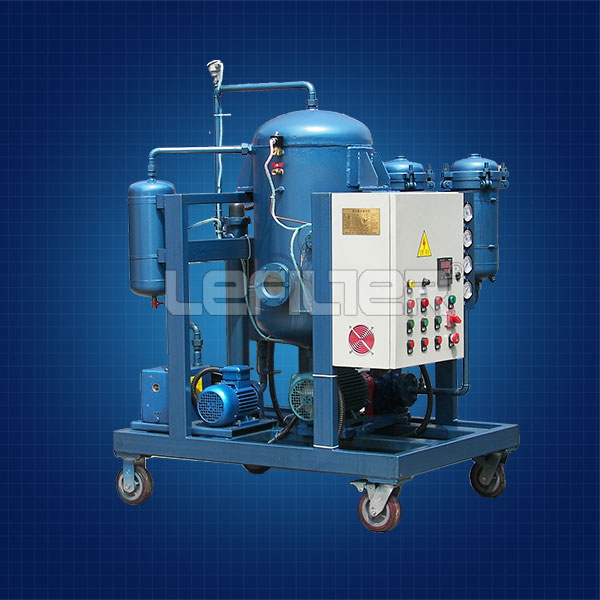 High Solid Content Oil Purifier LYC-G Series