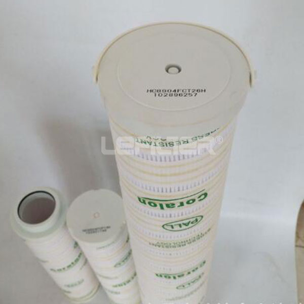 Hydraulic & Lubrication Filter Replace HC8314FKP39H