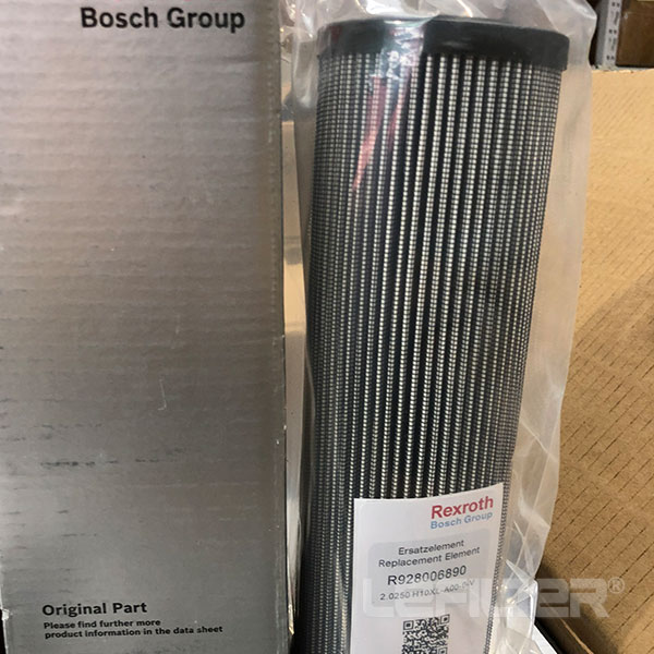 R928006862 Replacement Rexroth Oil Filter 2.0250 H6