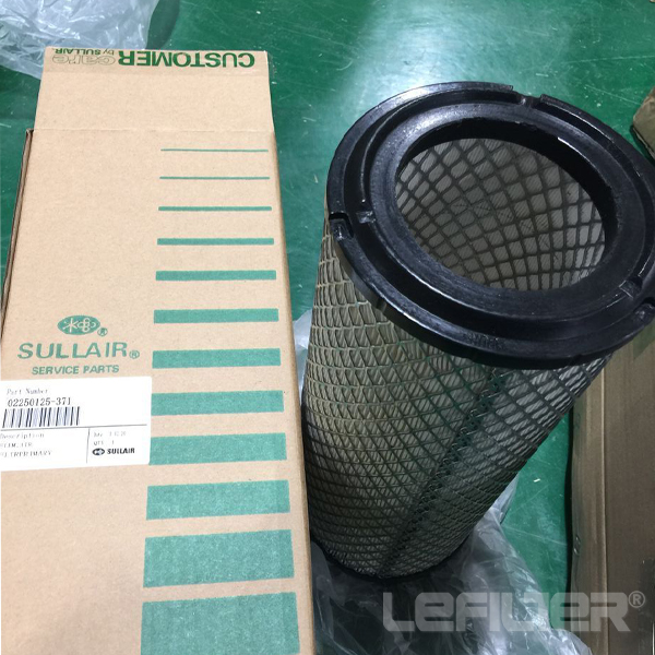 040596 Sullair compressor filter element